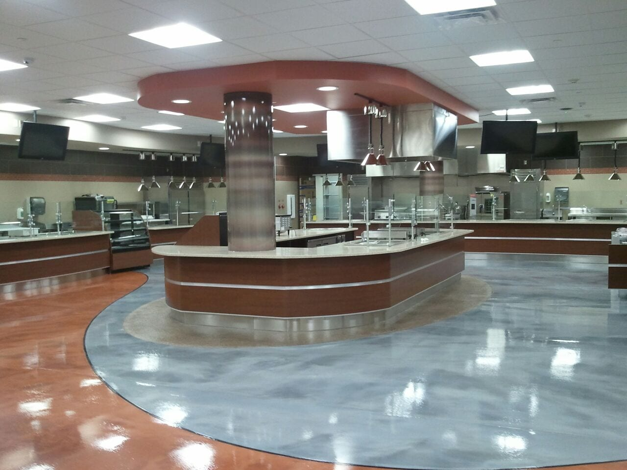 Freeman Health System Kitchen Renovation
