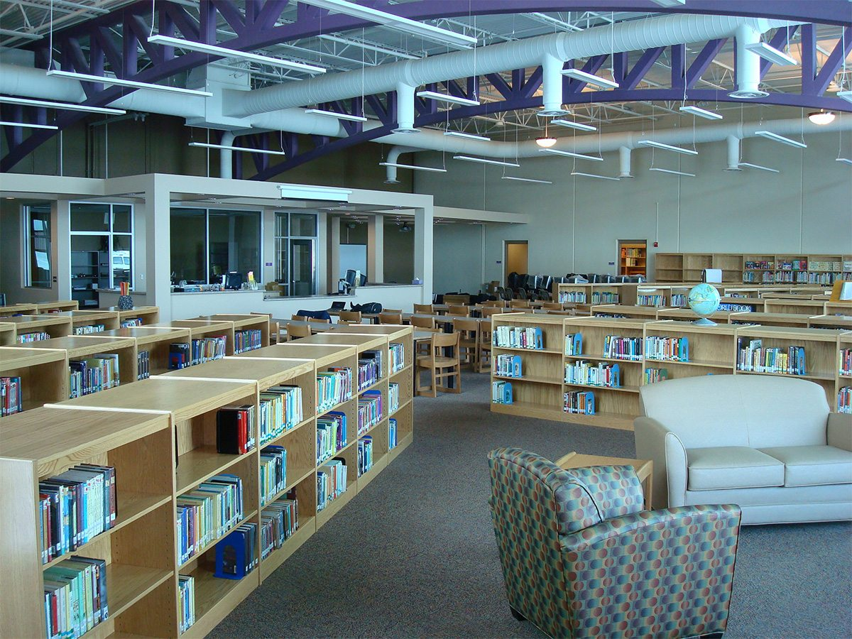 "Hickory Hills K-8 New School ""LEED"""