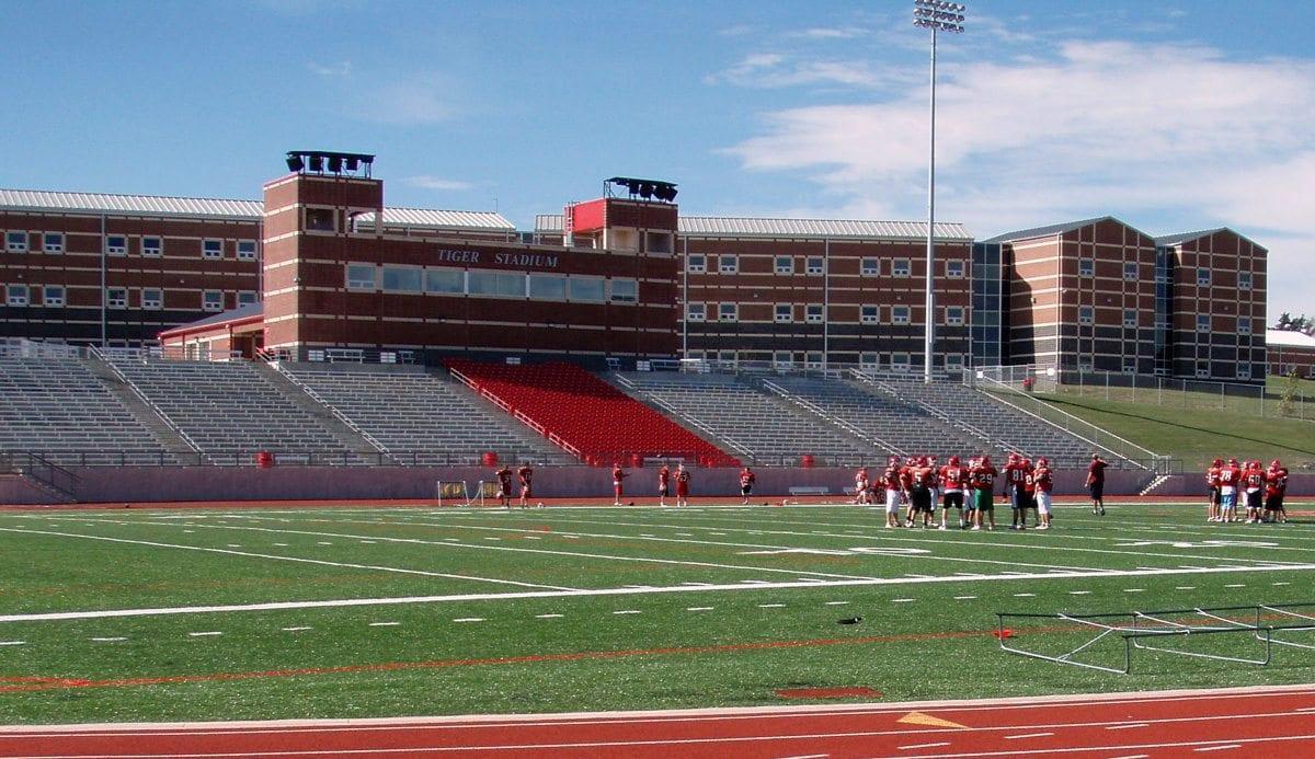 Ozark High School Athletic Fields