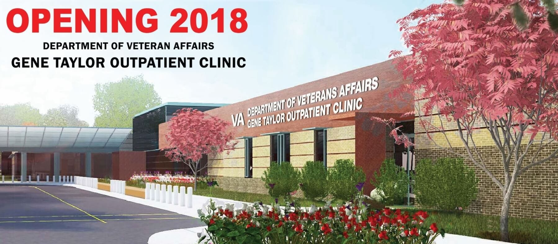 Veterans-Affairs-Gene-Taylor-Community-Outpatient-Clinic-Springfield-Missouri-Project