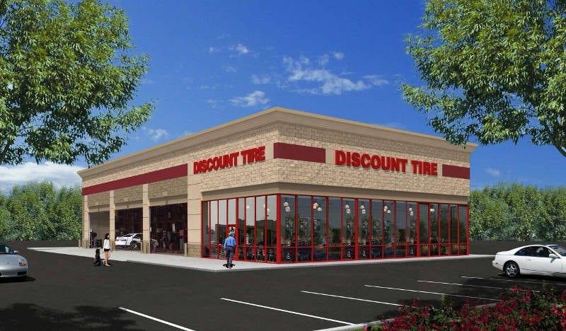 Discount Tire West Sunshine