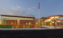Project Team of the Year – Sherwood Elementary School