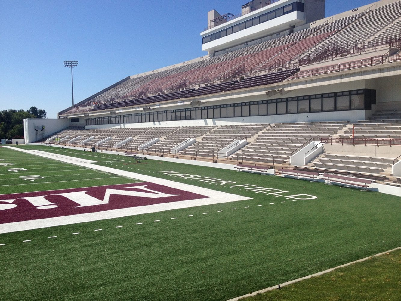 2014-Missouri State University Athletic Fields Projects