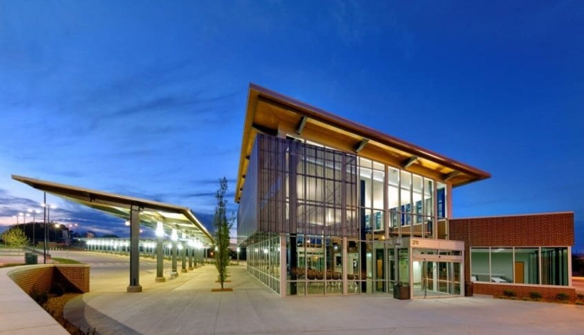 City Utilities Bus Station 2016 Developer of the Year
