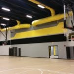 Diamond Elementary School Multipurpose Room