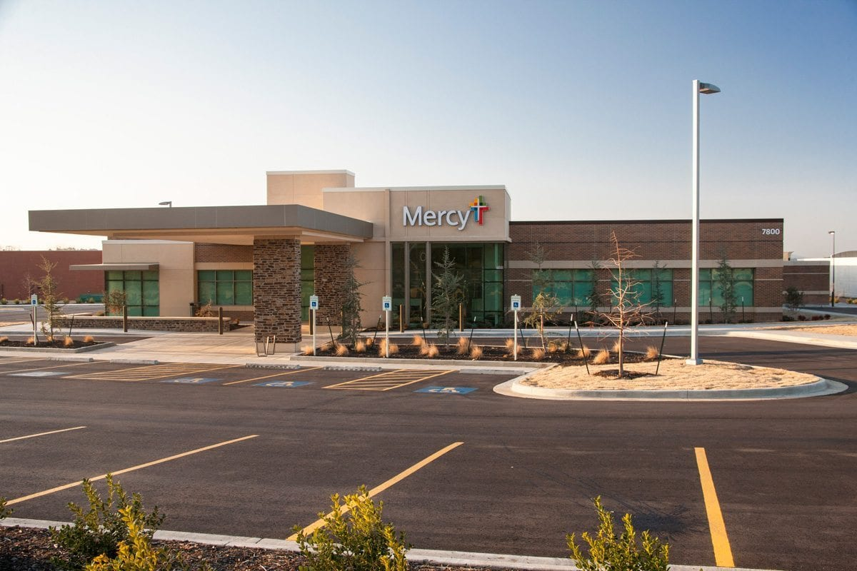 Mercy Clinic Dallas Street – Fort Smith, Arkansas