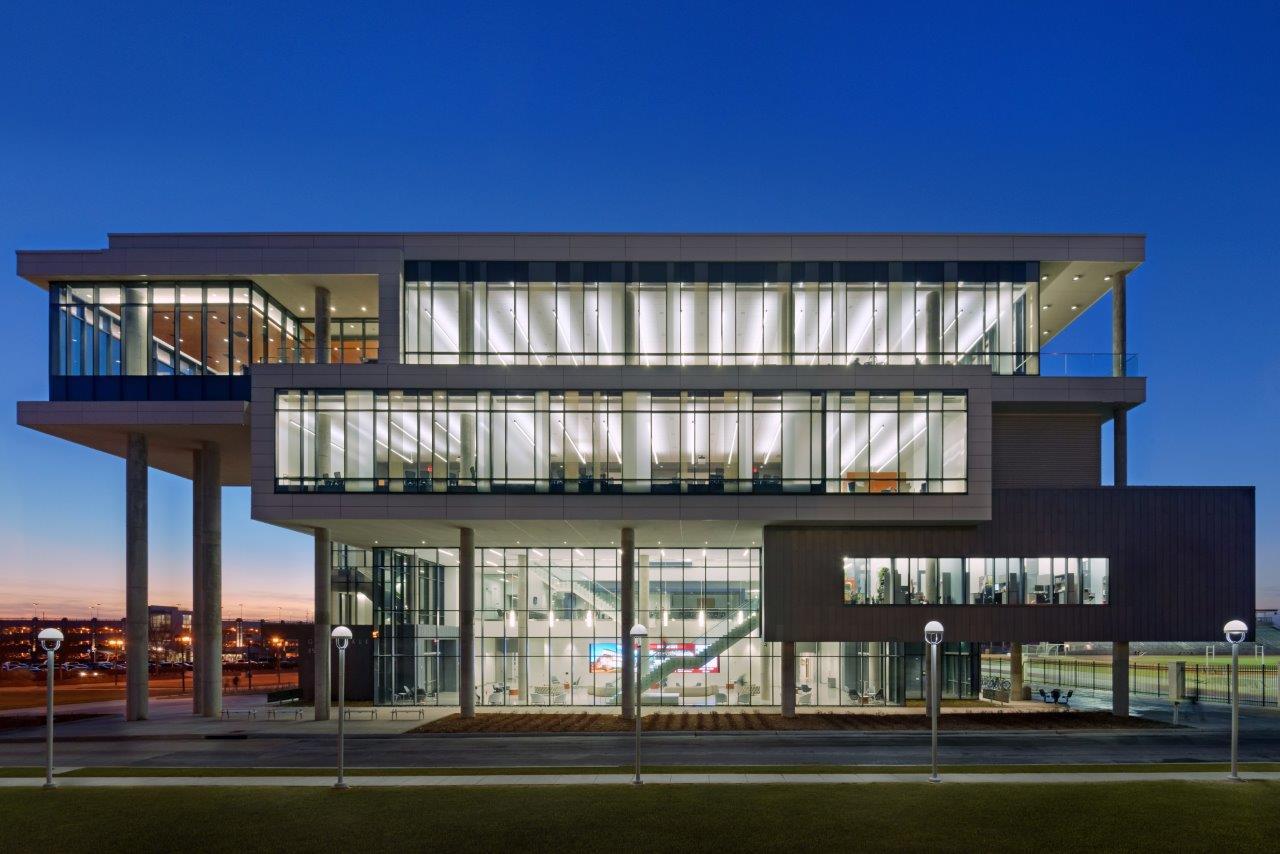 MSU Glass Hall Renovation