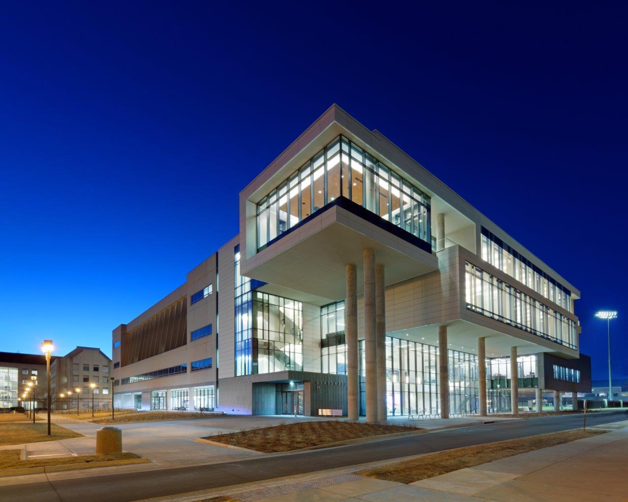 Missouri State University Glass Hall Renovation and Addition