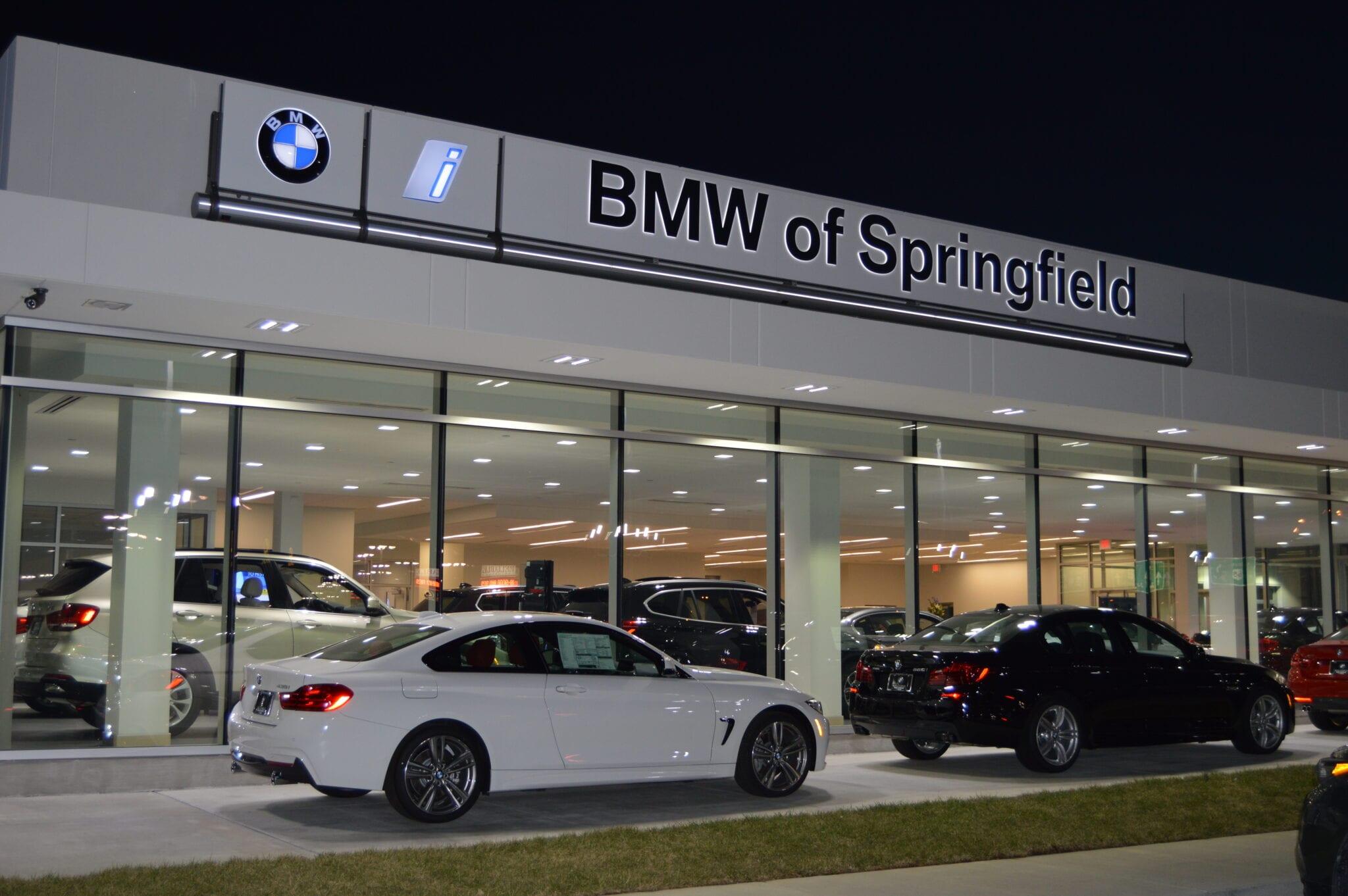 BMW Of Springfield >> Reliable Bmw Springfield Missouri