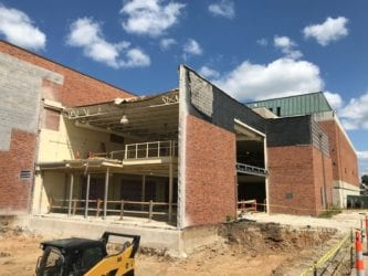 Missouri S&T Student Fitness Center Expansion