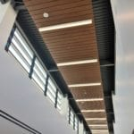 va clinic springfield wood panels